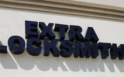 Licensed, Insured and Bonded: Extra Locksmith
