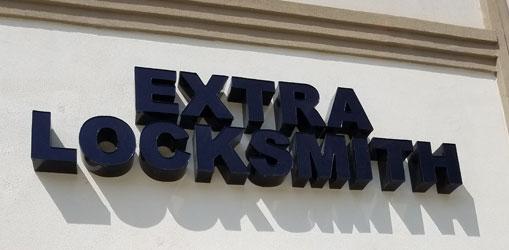 Licensed, Insured and Bonded: Extra Locksmith