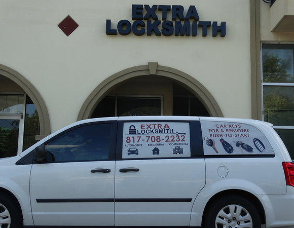 Physical Brick And Mortar Locksmith Store In Fort Worth