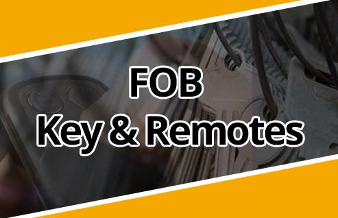 FOB Key & Remotes