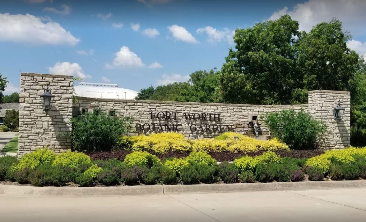 locksmith Fort Worth Botanic Garden